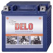 DELO HD batterie au gel | Louis Moto