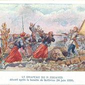 Les Zouaves - des origines à 1940...