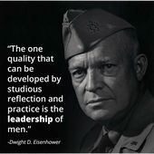 Leadership Lessons from Dwight D. Eisenhower #4: Always Ready