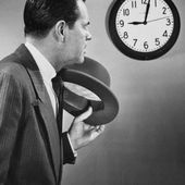 A Man Is Punctual: The Importance of Being on Time
