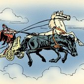 What Is a Man? The Allegory of the Chariot