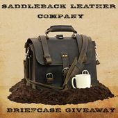 Briefcase Essentials: The Saddleback Leather Company Giveaway