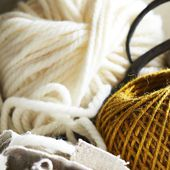 Winter warmers: decorating with wool