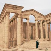 Priceless ancient relics looted by Isis in Iraq and Syria sold on eBay