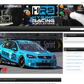 Hybrid Racing Simulations