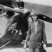 Amelia Earhart - the woman that changed aviation forever
