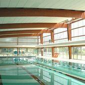 Mme Hélène Geoffroy, députée-maire de Vaulx-en-Velin: Construction d'un centre aquatique