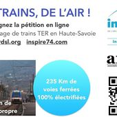 Des trains, de l'air!
