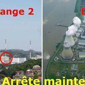 Non au redémarrage des réacteurs nucléaires fissurés #Tihange et #Doel