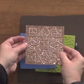 Use Metal in Your Next Quilt Designs