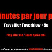 L'overblow +5o