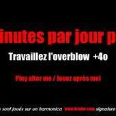 L'overblow +4o