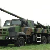 Vietnam Would to Sign a Contract to Supply 18 Caesar 155mm Self-Propelled Artillery