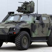 Otokar signs contract for the delivery of new Cobra II armoured vehicles