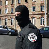 Le RAID s'organise pour lutter contre le temps et les terroristes