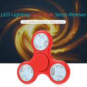 LED Lighting Metal Fidget Spinner Stress Reliever Toys-5.20 and Online Shopping | GearBest.com Mobile