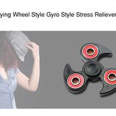 Fly-wheel Gyro Hand Spinner Fidget Toy for Adult-3.71 and Online Shopping | GearBest.com Mobile