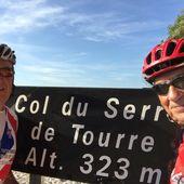 Circuit de l'étape contre la montre à Bourg St Andéol - Gérard GIROUX's 78.7 km bike ride