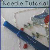 How to Punch Needle Series #1: Tracing the Pattern