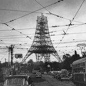 Tokyo en 1958 avec ces clichés d'un photographe français