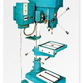 Drilling Machines | Drilling Machine India