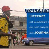 Congo: reportage au coeur d'une rédaction web à Kinshasa