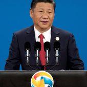 """La Chine lance son sommet des """"Routes de la soie"""", version 2017"""