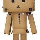 Revoltech Danboard Mini Yotsuba&! Action Figure Amazon.co.jp Box Version (japan import)