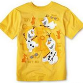 Disney Frozen T Shirts For Boys