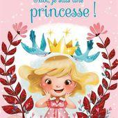 Moi, Je suis une Princesse ! / Grand Album Intéractif - Dès 3 ans