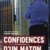 Confidences d'un maton