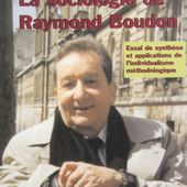 La sociologie de Raymond Boudon: Essai de synthese et applications de l'individualisme methodologique (Collection Sociologie contemporaine) (French Edition)