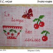"ATC ""fruits rouges"""
