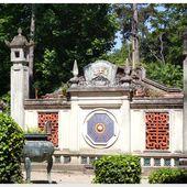 Le Jardin d'agronomie Tropicale du bois de Vincennes.
