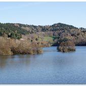 Aydat, un lac d'Auvergne