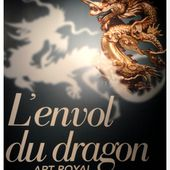 L'Envol du dragon. Art royal du Vietnam.