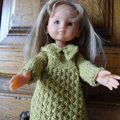 La malle Ô trésor de Sylvie 2 - Vêtements de poupées, layette, tricot, crochet, couture, point de croix.....