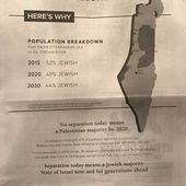Save Israeli apartheid, says New York Times ad