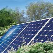 Are Solar PV Farms Polluting? - Electronics For You
