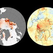 The Arctic Is Absorbing More Sunlight : Image of the Day