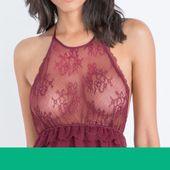 ¿Por qué las fotos de modelos de lencería ya no tienen pezones?
