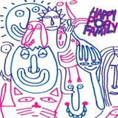 Happy Pop Family, by Monomyth