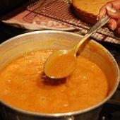 Caramel au beurre salé - On s'en lèche les doigts...