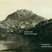 Turhal, historical view with citadel