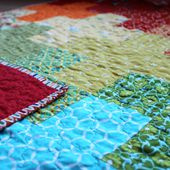 Cora Quilts: I'm on a ROYGBIV Roll!