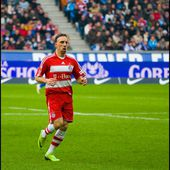 Franck Ribéry concurrence Jean Claude Van Damme