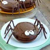 Halloweegan Kicks Off With Leggy Whoopie Spiders!