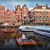 Forget self-driving cars, self-driving boats are coming to Amsterdam