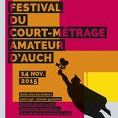 FESTIVAL DU COURT-METRAGE AMATEUR D'AUCH