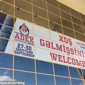 Bakou affiche ses ambitions - FOB - Forces Operations Blog